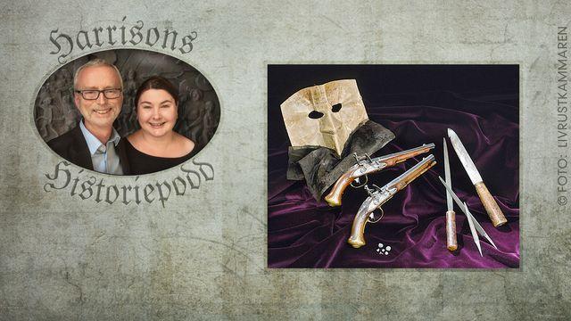 Harrisons historiepodd : Anckarströms ammunition