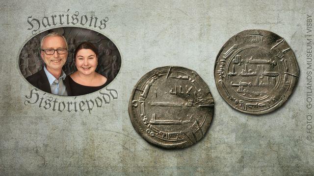 Harrisons historiepodd : Mosesmyntet från år 837