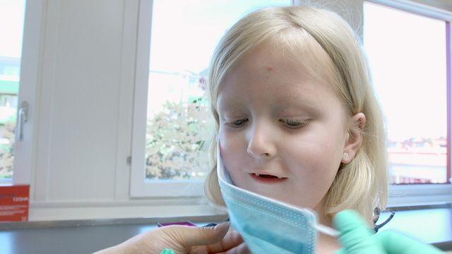 Med på jobbet : Hos tandläkaren