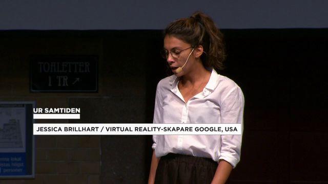 UR Samtiden - The conference 2016 : Virtual reality på riktigt