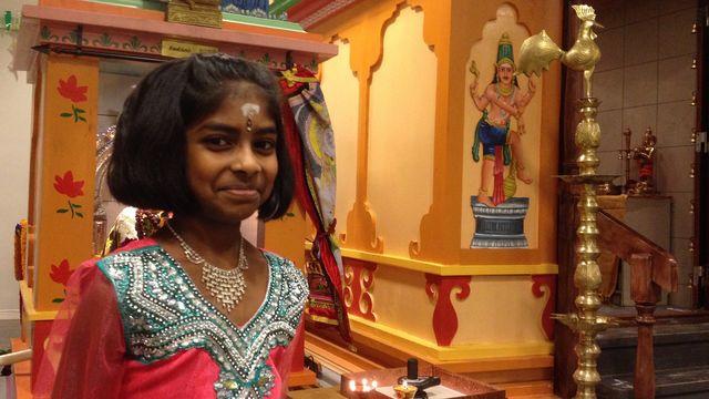 Högtider : Fira Shivaratri med Abbishalini!
