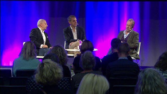 UR Samtiden - Bokmässan 2016 : En kultur för alla?