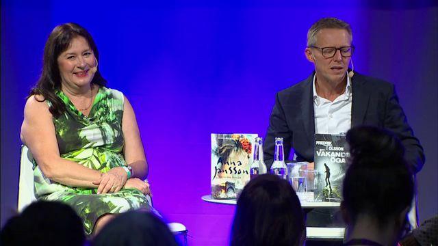 UR Samtiden - Bokmässan 2016 : Från bok till tv-serie