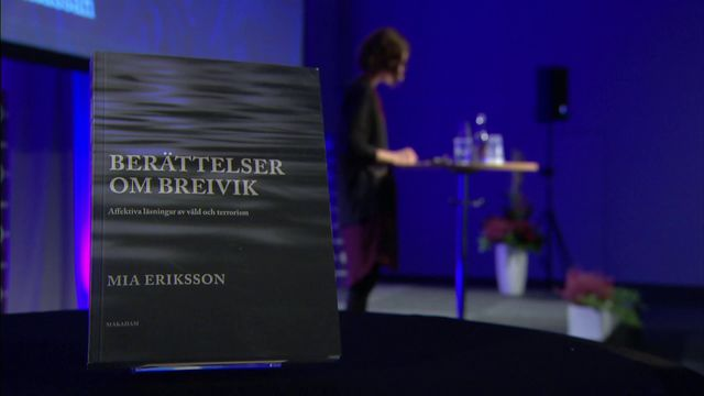 UR Samtiden - Bokmässan 2016 : Berättelser om Breivik