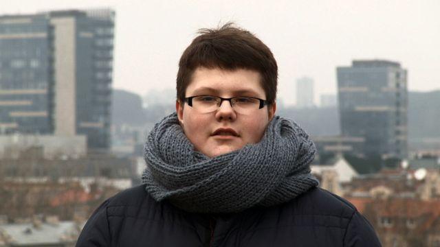 Uppdrag skolväg : Ignas i Litauen