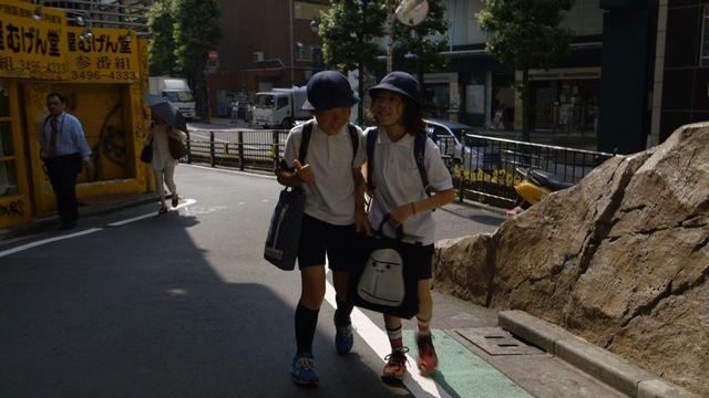 Uppdrag skolväg : Yamabuki i Japan