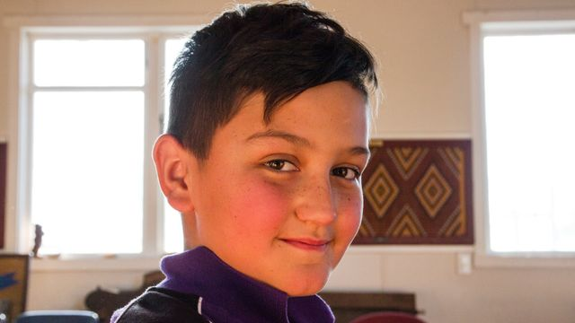 Uppdrag skolväg : Te Rau på Nya Zeeland