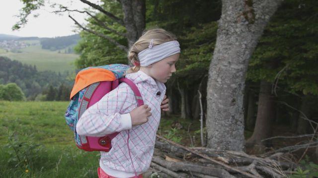 Uppdrag skolväg : Annalena i Tyskland