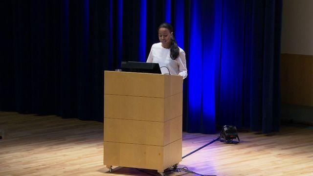 UR Samtiden - Yttrandefrihet för demokrati och fred : Alice Bah Kuhnke om yttrandefrihet