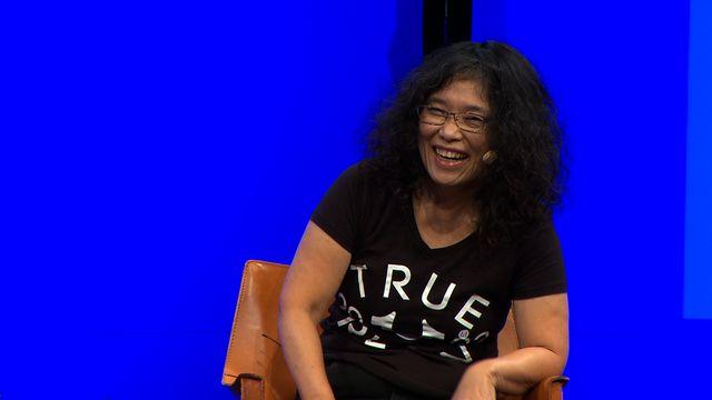 UR Samtiden - Stockholm Literature 2016 : Hiromi Ito & Martina Montelius