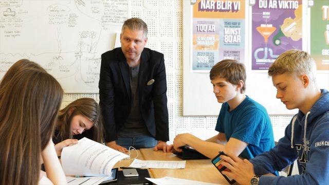 Lärlabbet : Digitaliseringens påverkan