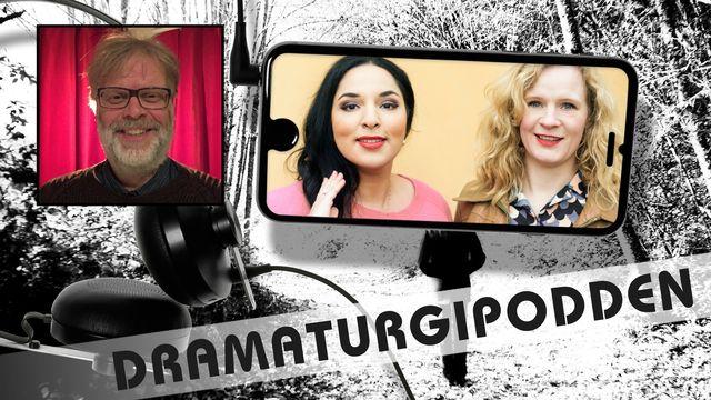 Dramaturgipodden : Tv-manusförfattaren Hans Rosenfeldt