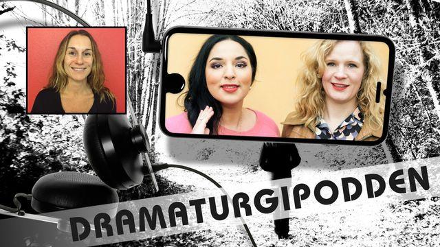 Dramaturgipodden : Redigeraren Marinella Angusti