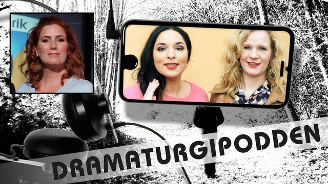 Dramaturgipodden : Retorikexperten Elinor Falkman