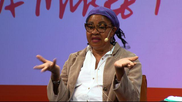 UR Samtiden - Stockholm Literature 2016 : Jamaica Kincaid & Kristina Sandberg