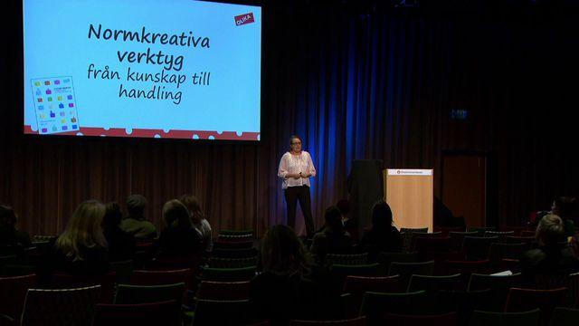 UR Samtiden - Skolforum 2016 : Normkritiska verktyg