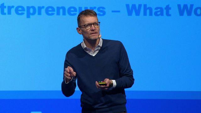 UR Samtiden - Social Innovation Summit : Kan vem som helst bli social entreprenör?