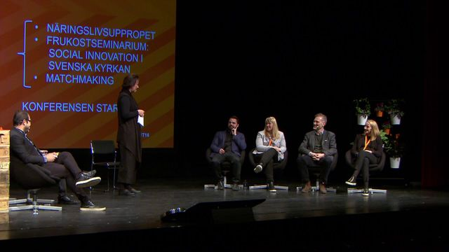 UR Samtiden - Social Innovation Summit : Hur en lokal idé blir global