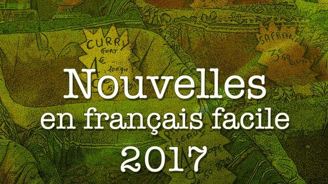 Nouvelles en français facile : 2017-04-01