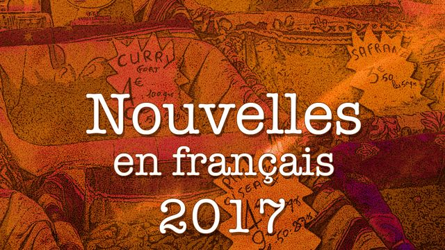 Nouvelles en français : 2017-04-29
