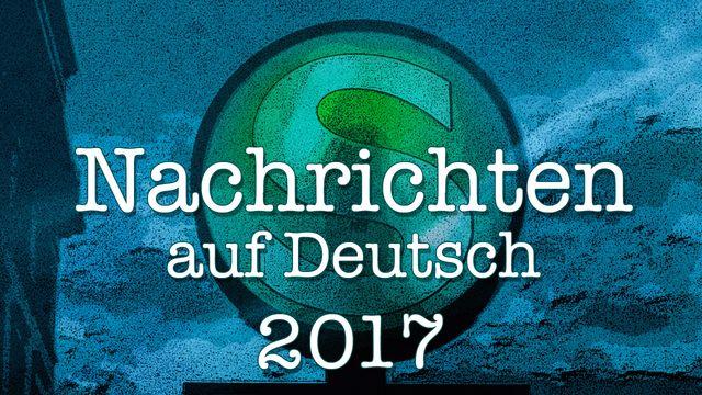 Nachrichten auf Deutsch : 2017-04-01