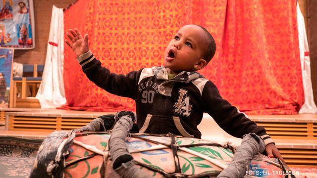 Högtidsmusik : Yredeande Amlakne med Abune Tewahdo Aregawikören