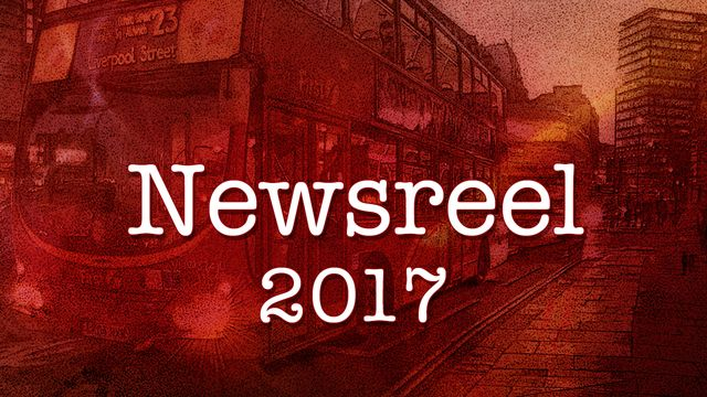 Newsreel : 2017-05-20