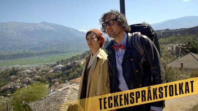 Geografens testamente - Europa - teckenspråkstolkat : Från varma hav till kalla berg