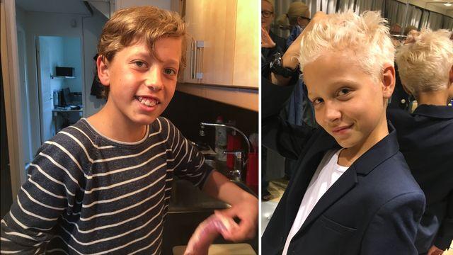 Barnaministeriet dokumentär : Mästerkockarna Svea och Melker
