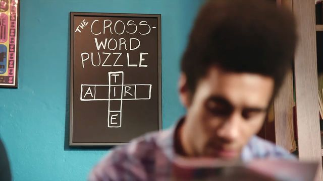 Amira Time : The crossword puzzle