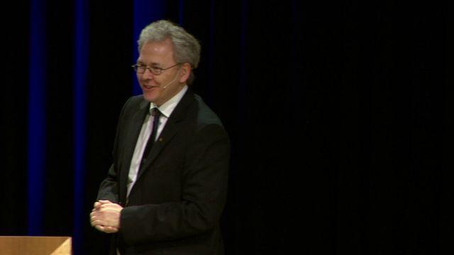 UR Samtiden - Nobelföreläsningar 2016 : Sir J Fraser Stoddart, kemi