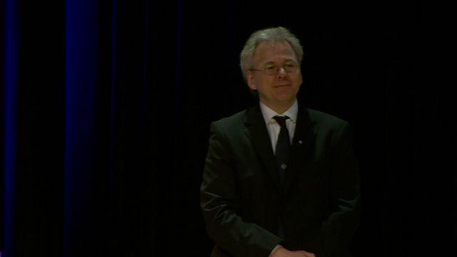 UR Samtiden - Nobelföreläsningar 2016 : Bernard Feringa, kemi