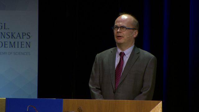 UR Samtiden - Nobelföreläsningar 2016 : Oliver Hart, ekonomi