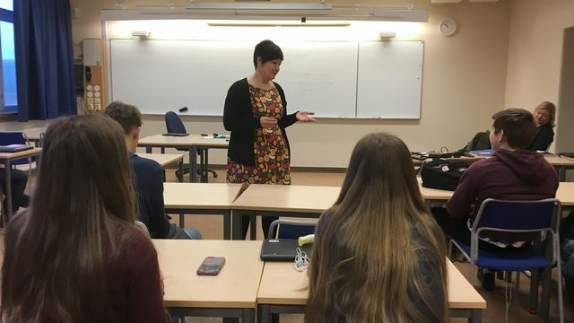 Skolministeriet : Drogprevention på måfå