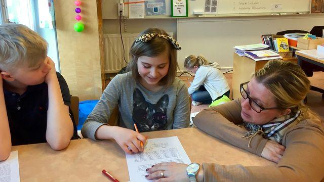 Lärarrummet : Fröken Sophia delar med sig