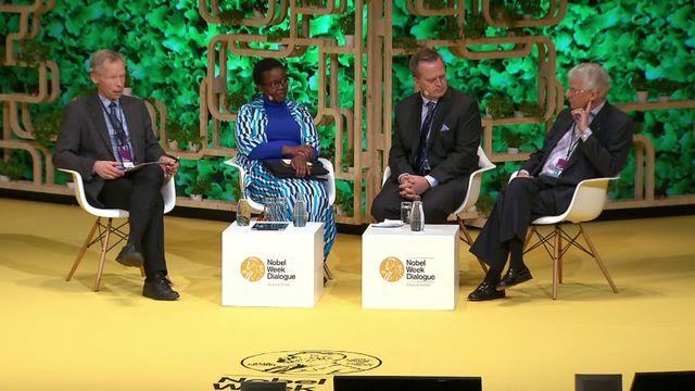 UR Samtiden - Nobel Week Dialogue 2016 : Hur kan vi äta hållbart?