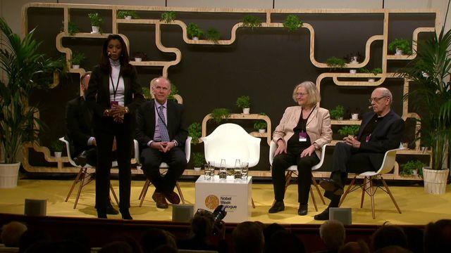 UR Samtiden - Nobel Week Dialogue 2016 : Mat och livet