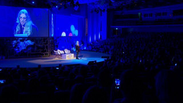 UR Samtiden - Nobel Week Dialogue 2016 : Patti Smith och Angus Deaton