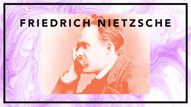 Bildningsbyrån - tänka mot strömmen : Nietzsches dubbla ansikte