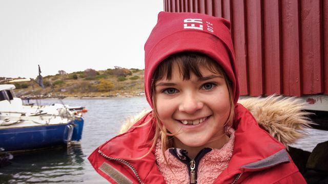 De yttersta barnen : Minja på Koster