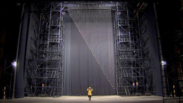 Gigantiska experiment : Sväng bara en