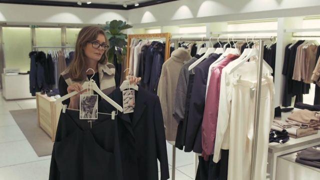 Härifrån till hållbarheten : Kläder