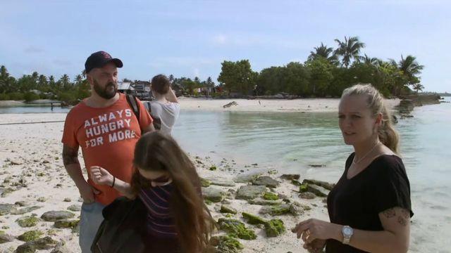 Klimatresan : Kiribatis försvinnande örike