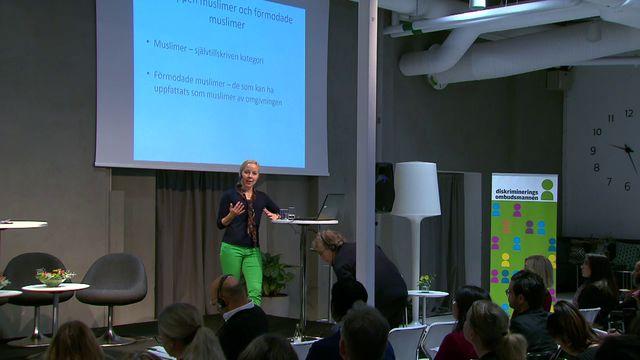 UR Samtiden - Diskriminering av muslimer : Diskriminering av svenska muslimer