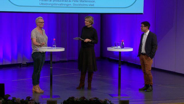 UR Samtiden - Forum om nyanlända elever : Från nyanländ till nyanställd lärare