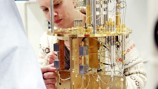 Forskare för framtiden : Einstein i ett datorchip