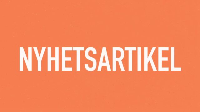 Orka plugga : Textgenrer - nyhetsartikel