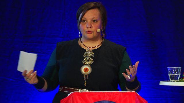 UR Samtiden - Samiska veckan 2017 : Gudinnor och kvinnor