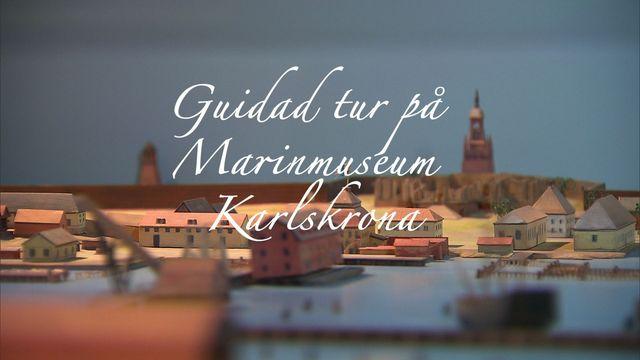 UR Samtiden - Prylar i Sverige Marinmuseum : Guidad tur på Marinmuseum - teckenspråkstolkat