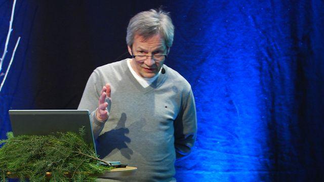 UR Samtiden - Fascinerande växter : Fotosyntesen och cellens energifabriker